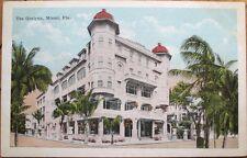 Miami, FL 1915 Postcard: The Gralynn Hotel/Building - Florida FL