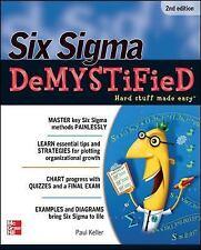 SIX SIGMA DEMYSTIFIED - PAUL KELLER (PAPERBACK) NEW
