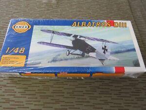 SMER, Albatros D.III 1:48 Doppeldecker