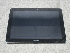 "Samsung Gt-P7510Ma Galaxy Android 10.1"" Touchscreen Tablet​ WiFi 16Gb *Tested*"