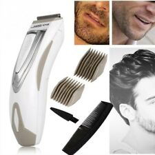 Electric Cordless Handy Men's Shaver Razor Beard Removal Hair Clipper Trimmer