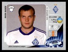 Panini Champions League 2012-2013 Oleh Gusev FC Dinamo Kiev No. 40