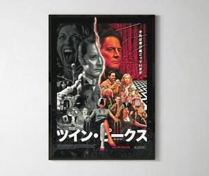Twin Peaks: The Return - Japanese Print