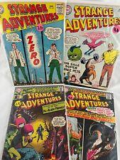 Strange Adventures #162, #166, #185, #191 (1964-1966) 2nd Enchantress, Low Grade