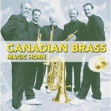 "CANADIAN BRASS ""MAGIC HORN""  CD ------10 TRACKS------ NEU"