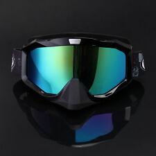 Motorcycle MX Bike Motocross ATV Dustproof Off Road Racing Goggles Anti-UV MTB