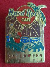HRC Hard Rock Cafe Maui Halloween 1994 Mistake