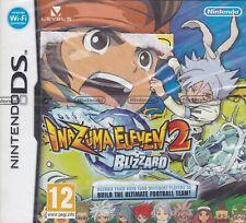 Inazuma Eleven 2: Blizzard | Nintendo DS brand new and sealed