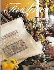 FineLines Magazine Summer 1998 Vol 3 No 1.