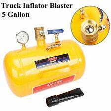5 Gallon 145Psi Air Tire Bead Seater Blaster Tool Seating Inflator Truck Atv