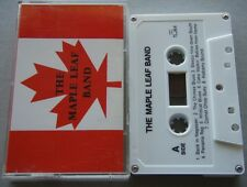 The Maple Leaf Band Tape Cassette