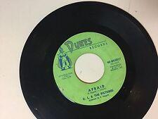 ROCK 45 RPM RECORD - C.L. & THE PICTURES - DUNES RECORDS 45-DU2017