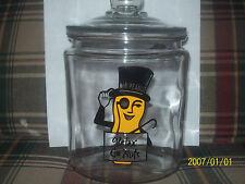 MR. PEANUT PLANTER'S PEANUTS JAR counter display