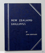 NEW ZEALAND PRE DECIMAL 1933-1965 SHILLINGS COIN SET!!!RARE