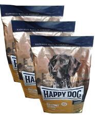 3x10kg Happy Dog PIEMONTE Supreme Sensible Hundefutter mit Edelkastanie