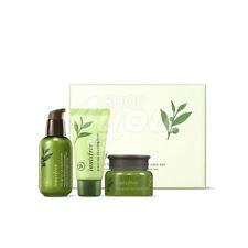 Innisfree The Green Tea Seed Serum Special Set +Free Sample