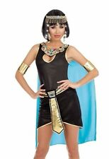 DREAMGIRL CLEOPATRA EGYPTIAN ADULT HALLOWEEN COSTUME WOMEN'S SIZE LARGE