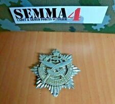 Genuine British Army Queen's Own Gurkha Logistics Regiment cap badge. Grade - 1