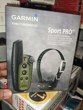 Garmin Sport Pro Bundle Dog Training Device Brand New