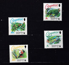 Cayman Islands 1993 - MNH - Vogels / Birds - (WWF/WNF)