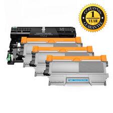 3x TN450 Toner 1x DR420 Drum for Brother HL-2240 HL-2270DW HL-2280DW MFC7360N