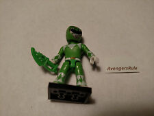 Mega Construx Power Rangers Series 1 Green Ranger