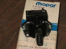 NOS Mopar 1975-76 Dodge Plymouth B-body wagon tailgate window dash switch