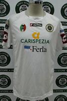 maglia calcio SPEZIA TG XL shirt maillot trikot camiseta