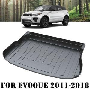 Heavy Duty Cargo Rubber Mat Boot Liner for Land Range Rover Evoque 2011-2018
