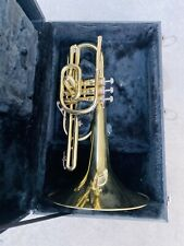 Bach MM300 F Mellophone Sounds Great!