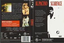Dvd *SCARFACE - AL PACINO's* 1983 Award Winning Classic Adult Thriller! - Pal R4