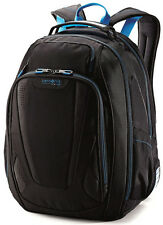 Samsonite VizAir 2 Laptop Backpack - Black / Electric Blue