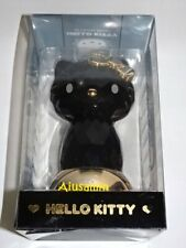 Hello Kitty 4D Facial Brush Vibration Pore Cleansing Machine Black Sanrio JP New