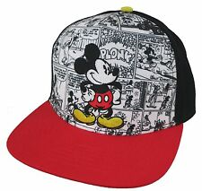 Disney Mickey Mouse Mens Comics Adult Baseball Cap [6013] DSF01478ST