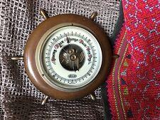 Vintage Stellar German Wall Barometer …beautiful collection item