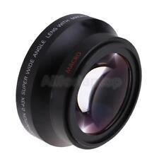 Weitwinkel 67mm Fisheye Linse Macro-Objektiv für Canon18-135 Nikon18-105