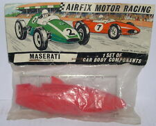 MRRC AIRFIX 5107/M CARROCERIA MASERATI 250F F1+ CHASIS RED EN BLISTER MB