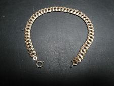 Bijoux Fantaisie-  Bracelet Chaine Dorée