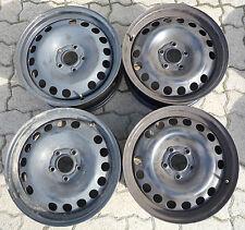 4 Stahlfelgen für Opel Astra H, Meriva B, Zafira B, 6,5J x 16 ET37, 5-Loch