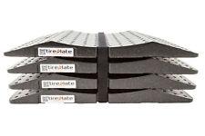 Tireplate Reifenschoner Set 4 Stück Set Reifenplatte EPP Kunststoff Reifenbrett
