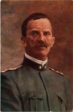 S. M. VITTORIO EMANUELE III – CARTOLINA SAVOIA MILITARIA PRIMA GUERRA MONDIALE