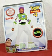 Halloween Costumes-  Boys' Toy Story 4 Buzz Lightyear Glow Costume S (4-6)