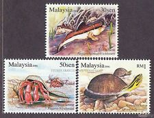 [SS] Malaysia 2006 Semi Aquatic Animals STAMP SET