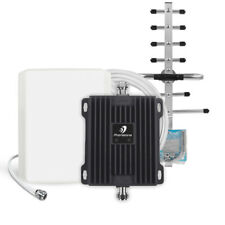 Cell Phone Signal Booster 850/1700MHz Boost 2G 3G 4G Signal For Rogers Bell Fido