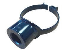 "Black Pipe 110mm - 32mm 36mm Boss Clip Strap Boss 1 1/4"" Glued Solvent Adaptor"