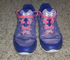 women's Under Armour Micro G engage cross training running shoes 8