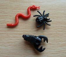 LEGO MINIATURE MINIFIG ANIMAL SCORPION SNAKE SPIDER HARRY CASTLE PIRATES INDIANA
