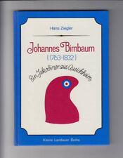 Johannes siede un giacobino da Queich domestica Landau Palatinato Hans Ziegler 1982