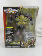 NEW - Bandai Power Rangers Megaforce Gosei Ultimate Megazord Figure Sealed 2013