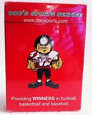 DOC'S SPORTS SERVICE PLAYING CARDS - NEW - POKER CARDS - VEGAS